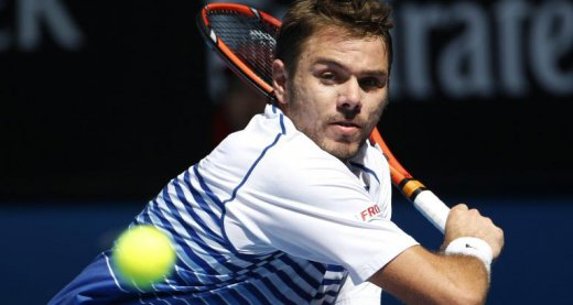 Stanislas Wawrinka will now face Novak Djokovic for the third time running in Melbourne image: 1asport.de