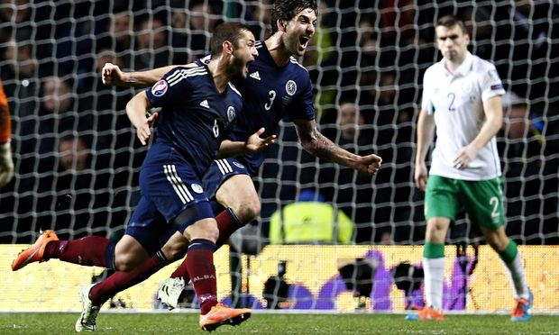 After the Scotland defeat, Ireland cannot afford another loss today image: theguardian.com