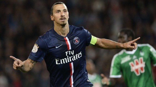 Zlatan Ibrahimovic returns from suspension for PSG to face his former team image: fifa.com