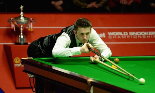 Mark Selby's defence got off to a shaky start image: prosport.ro