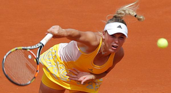image: Caroline Wozniacki fell to a third defeat by irishexaminer.com