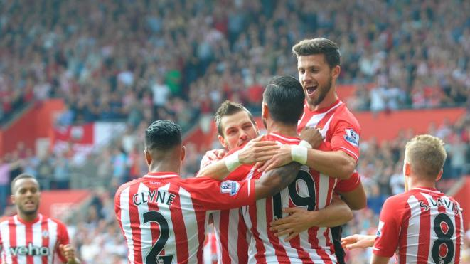 Southampton finished seventh, one place higher than last season image: italiansaints.it