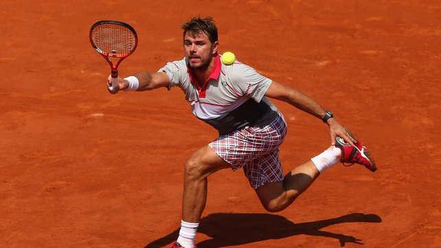 Stan Wawrinka's only grandslam title came at the 2014 Australian Open image: rte.ie