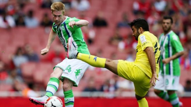 Kevin de Bruyne had an unsuccessful stint with Chelsea before moving to Wolfsburg image: au.eurosport.com
