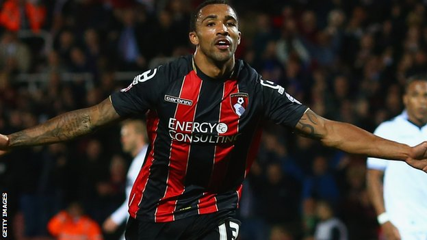 Callum Wilson scored 45 goals in his last two seasons image: bbc.co.uk