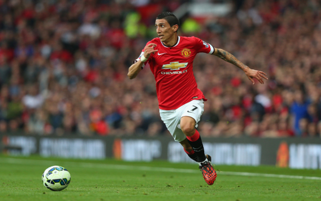 PSG could complete a €63m move for Angel Di Maria by the end of the week image: caughtoffside.com