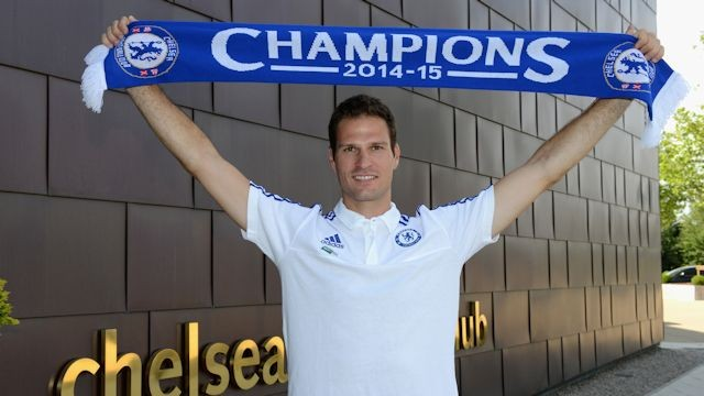 Asmir Begovic also played for Yeovil Town and Macclesfield image: chelseafc.com