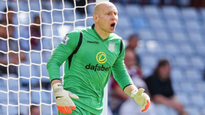 Brad Guzan signed from Chivas USA in 2008 image: sportingnews.com