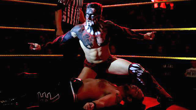 Finn Balor debuted in NXT last November image: sportkings.com