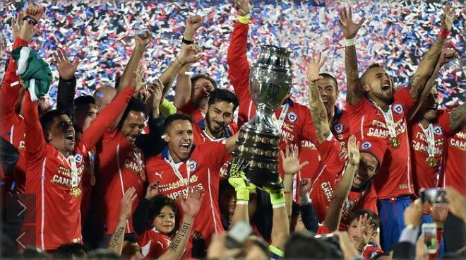 Chile defeated Argentina to win their first Copa America title image: sbs.com.au