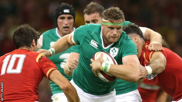 Ireland rise to second in the rankings thanks to victory over Wales image: bbc.com