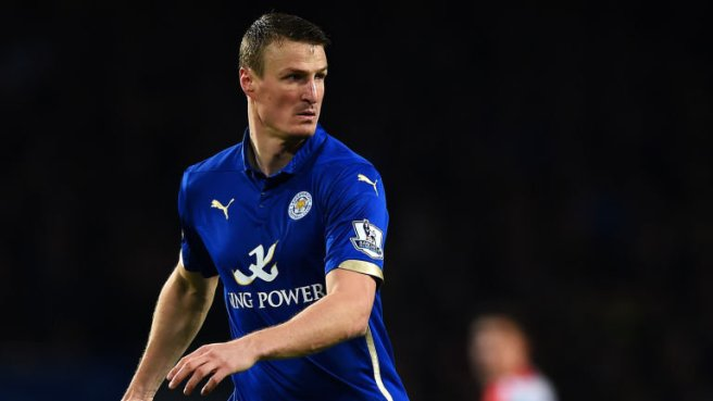 Robert Huth previously played under Claudio Ranieri at Chelsea image: diegombelmonte.blogspot.com