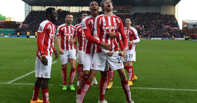Stoke look to finish in the top ten for the third straight year image: mirror.co.uk