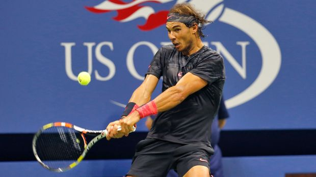 Rafael Nadal won't win a major title in a calendar year for the first time sine 2004 image: foxsports.com