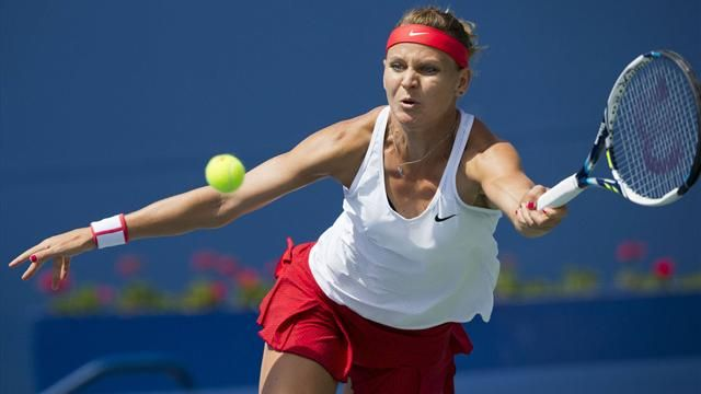 Luice Safarova reached the final of the French Open earlier this year image: eurosport.de