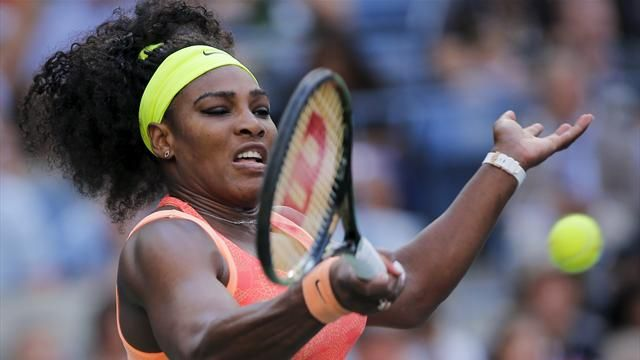 Serena Williams is looking to win a seventh US Open title image: eurosport.co.uk