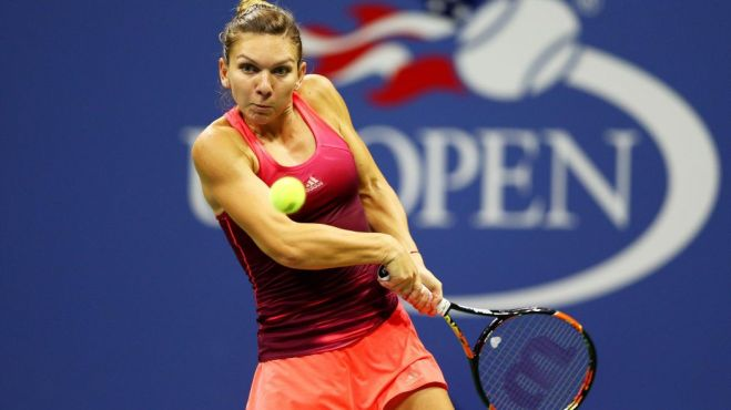 Simona Halep remains on course for a first grand slam title image: eurosport.co.uk