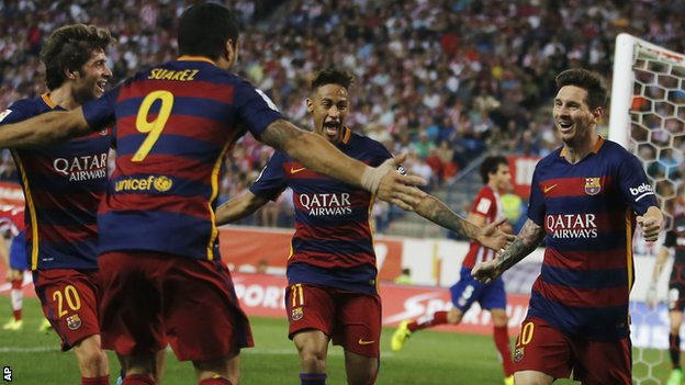 Barcelona face a tricky trip to Roma in their opening group game image: bbc.com
