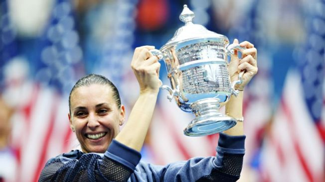 Flavia Pennetta announced her retirement after winning the US Open image: espn.go.com