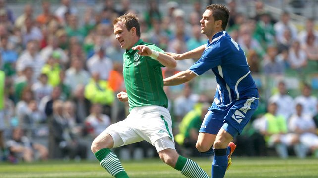 Ireland's only previous encounter with Bosnia-Herzegovina came in May 2012 image: rte.ie