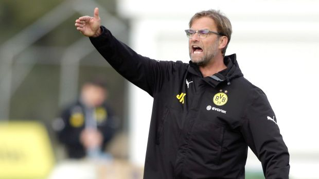 Jurge Klopp is a two-time German manager of the year image: foxsports.com