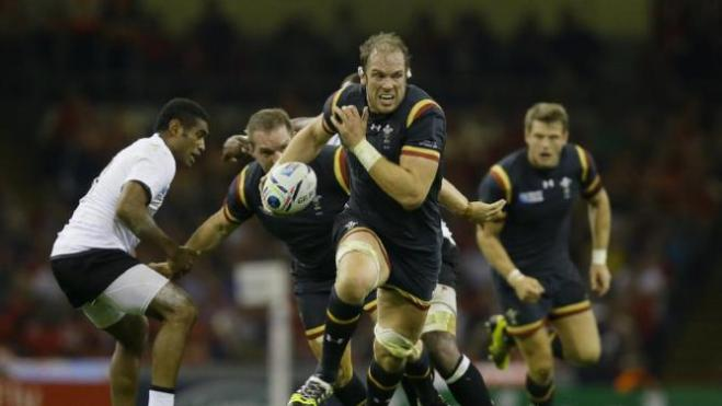 Wales followed up their win over England with a hard-fought victory over Fiji image: news.yahoo.com
