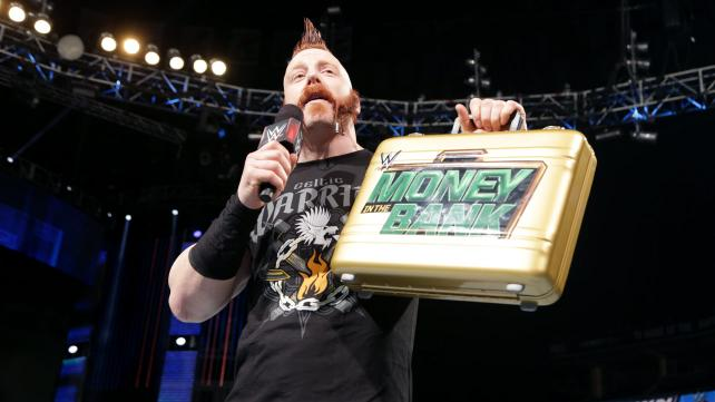 Mr Money in the Bank Sheamus could cash in at Survivor Series image: 411mania.com