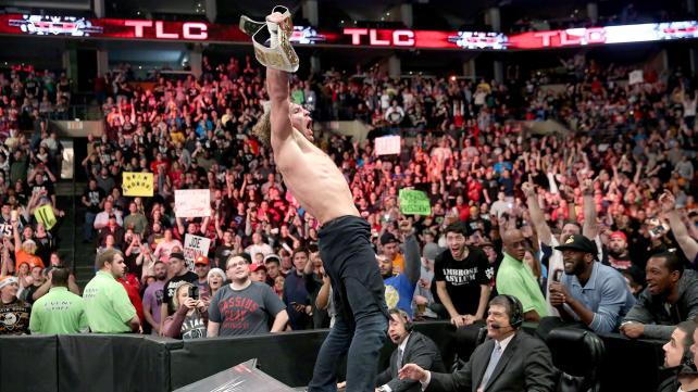 Dean Ambrose won his first Intercontinental Championship image: wwe.com