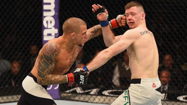 Ireland's Joesph Duffy suffered his first UFC defeat image: rte.ie