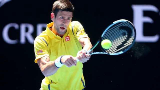 Novak Djokovic aims for a fifth Aussie Open title in six years image: a1.am
