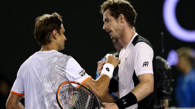 Andy Murray has never won an Australian Open ttile image: rte.ie