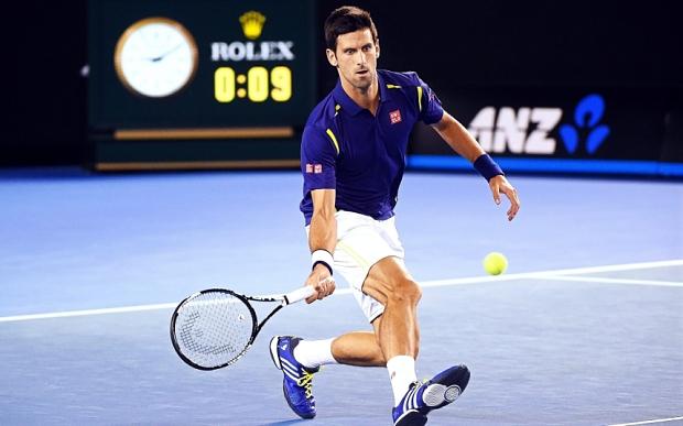 Novak Djokovic already has ten grandslam titles to his name image: telegraph.co.uk