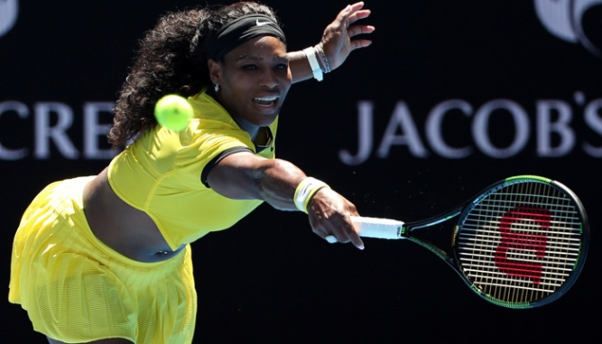 Serena Williams has won four of her last grand slam tournaments image: cnmsports.com