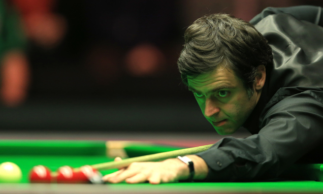 Ronnie O'Sullivan won his fourth Welsh Open title image: dailymail.co.uk