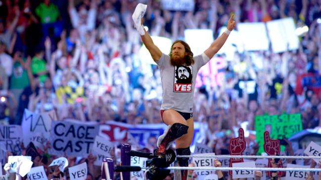 Daniel Bryan announces his retirment after being hampered by neck injuries image: alternativenation.net