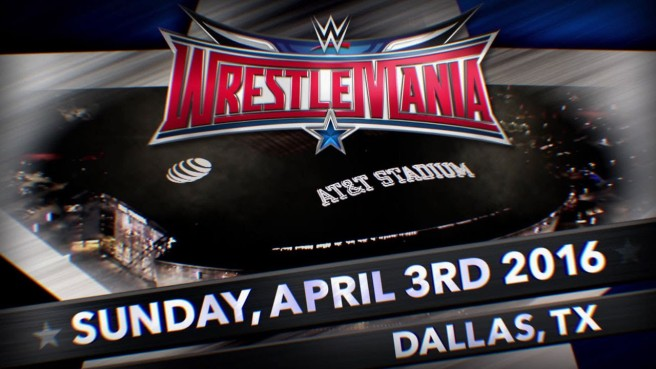 WrestleMania 32 could break the all time WrestleMania attendance record image: youtube.com