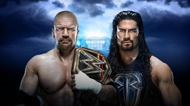 Roman Reigns looks to become a three-time WWE Champion image: wwe.com