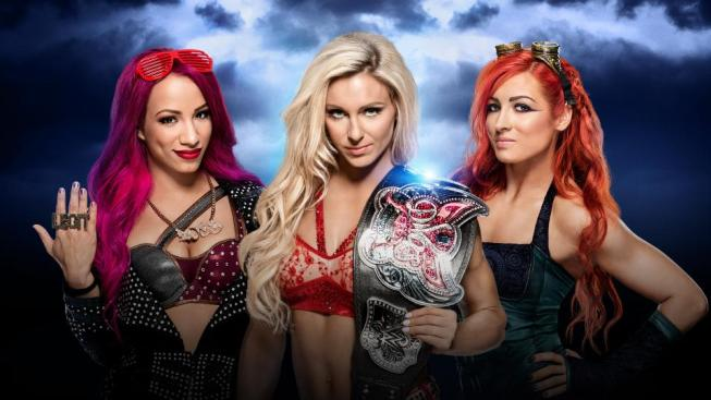 THis is only the second time the Divas Championship will be defended at WrestleMania image: wwe.com