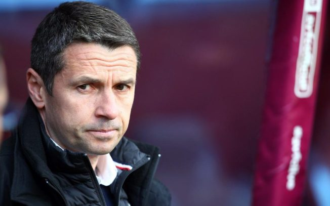 Remi Garde picked up just one league win as Aston Villa boss image: telegraph.co.uk