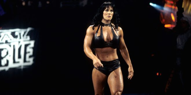 Chyna became the first woman to enter at Royal Rumble match image: elitedaily.com