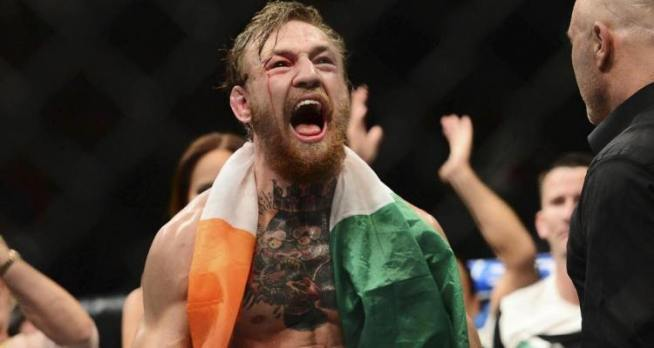 Conor McGregor's retirement rumours was all just a publicity stunt image: earnthenecklace.com