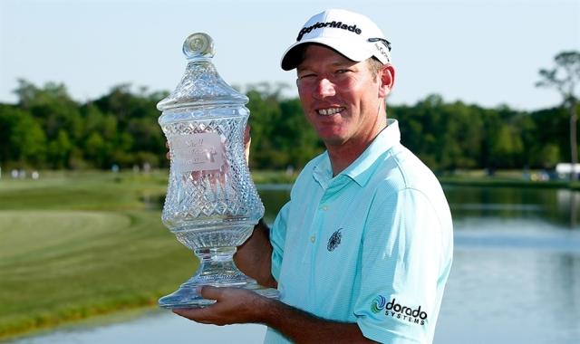 Jim Herman won the Houston Open by one-shot image: golflink.co.au