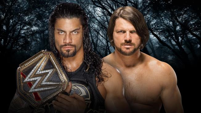 AJ Styles looks to win the WWE Championship for the first time image: wwe.com