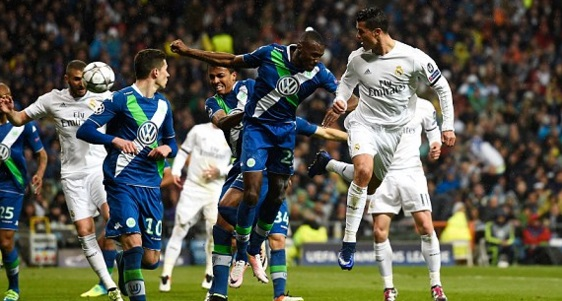 Cristiano Ronaldo's hat-trick helped Real Madrid reach a sixth staight semi-final image: totalsportek.com