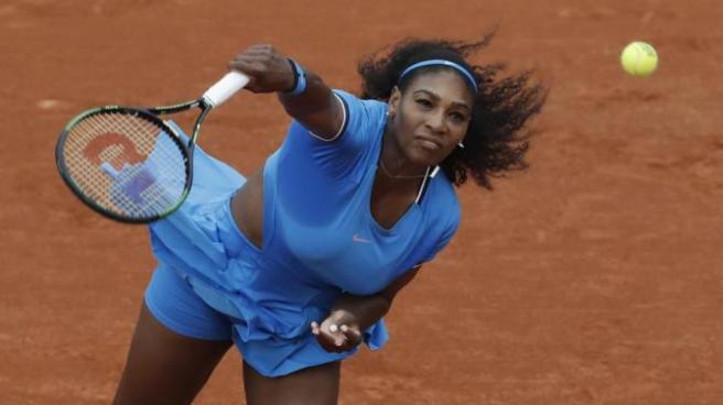 Serena Williams image: uk.sports.yahoo.com