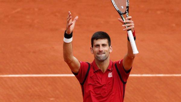 Novak Djokovic hopes to claim a 12th grandslam title image: scoopnest.com