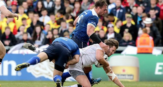 Leinster fell to third place in the Pro12 table after a heavy defeat to Ulster image: irishtimes.com