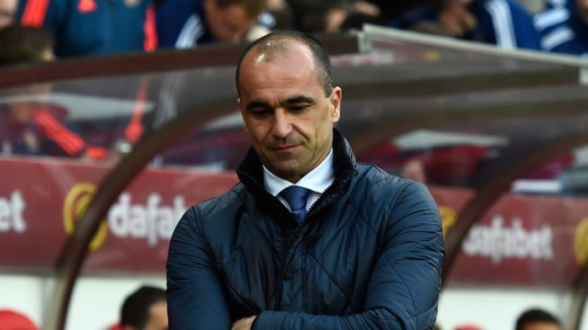 Roberto Martinez has also previously manager Swansea and Wigan image: skysports.com