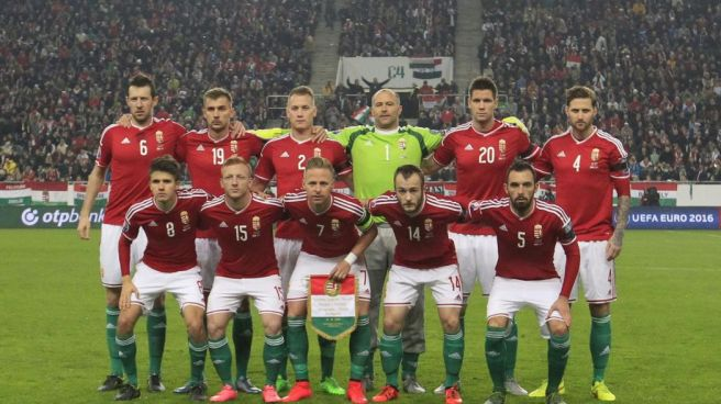 Hungary's best result at the Euros was third place in 1964 image: eurosport.com