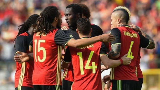 Belgium have not won a competitive game against Italy since 1972 image: uefa.com